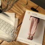 Luna pants sew along Sew Paradise Ann Siegle