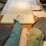 Pietra Pants Sew Multiple Garments at Once